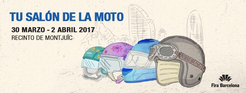 Barcelona la capital motera de España en el Salón MOTOh! 2017