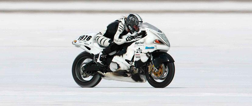 Motosprint.com dia de la mujer Leslie Porterfield racing sport speedtest mujeres moteras mujeres en moto motoristas