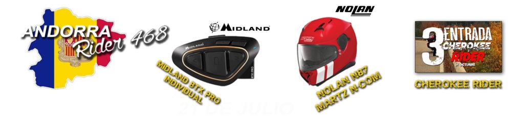 MOTOSPRINT.COM ANDORRA RIDER 468