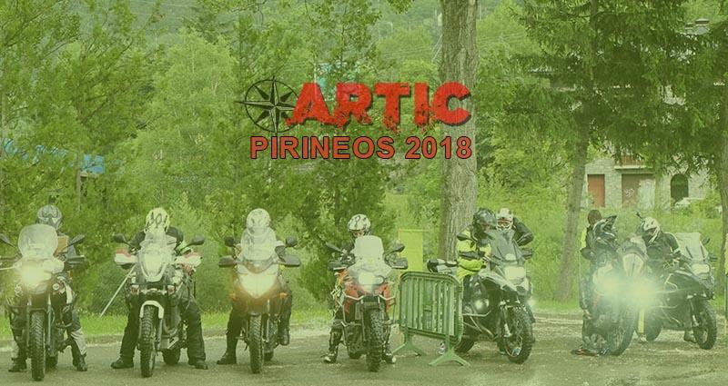 ARTIC PIRINEOS 2018: lleno de Maxi Trail (Fotos)