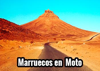 ¿Nos sigues a Marruecos con tu Moto?