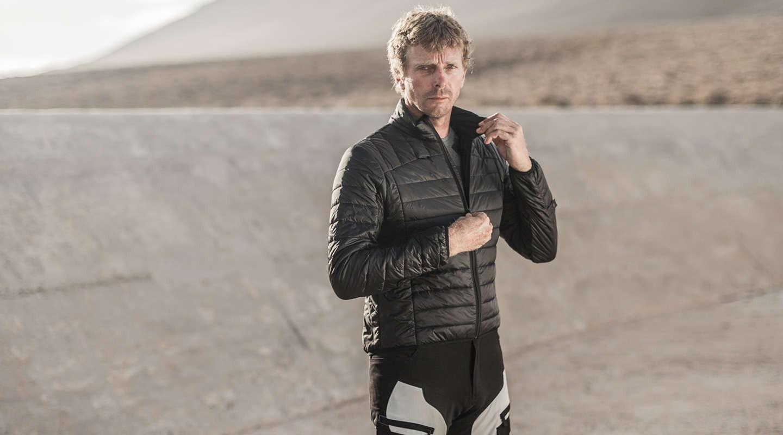 Motosprint Test and Ride Ruben Suria SPIDI2
