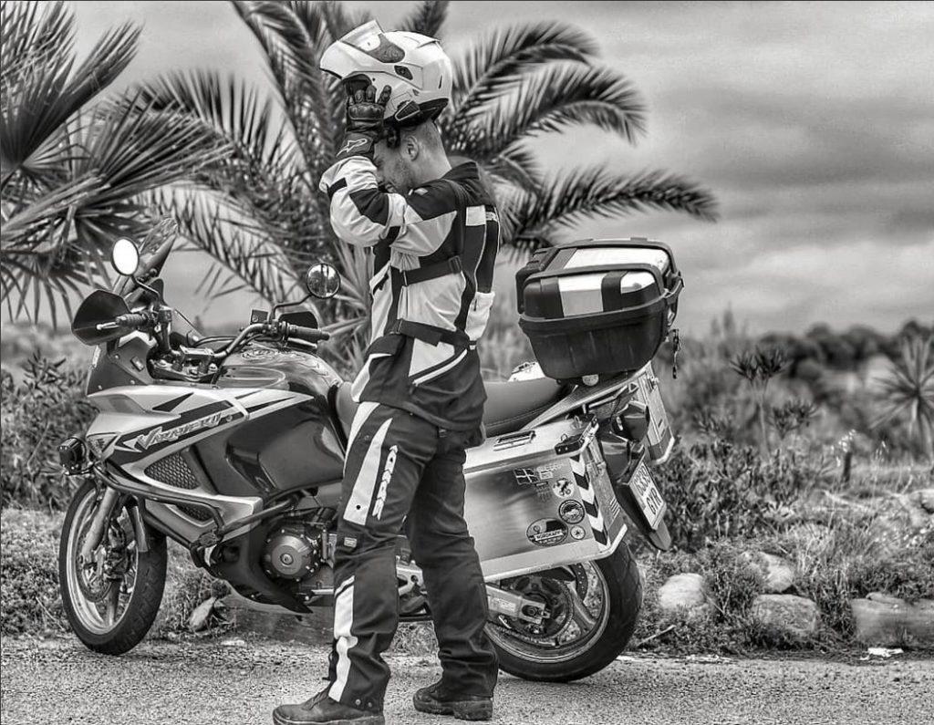 Motosprint.com Test&Ride Ruben Suria 1