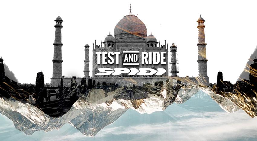 TEST & RIDE: de Motosprint a la India (Parte I)
