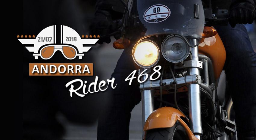 RIDER 468 ANDORRA: amigos, lluvia y muchos regalos (Fotos)