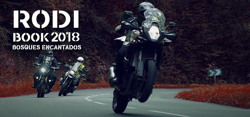 RODI BOOK 2018: el paraíso del mototurismo (Fotos)