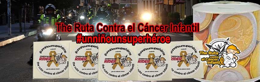 The Ruta Contra el Cáncer Infantil