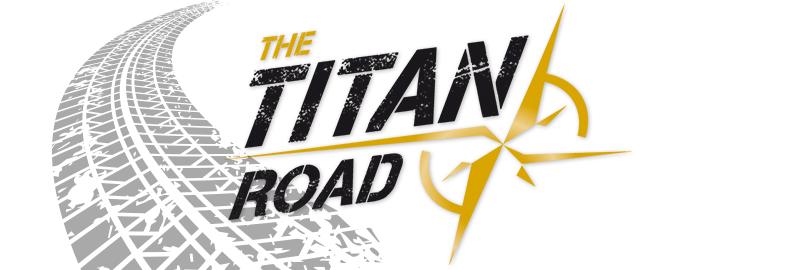 TITAN ROAD by Cherokee Rider