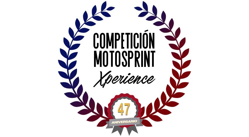 COMPETICIÓN MOTOSPRINT XPERIENCE
