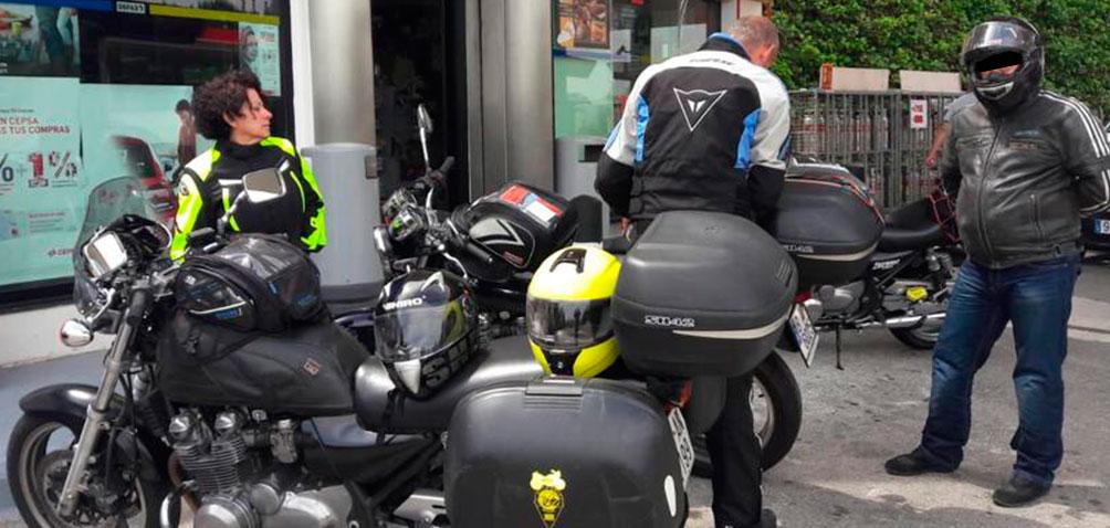 10 consejos para viajar en moto largos recorridos Motosprint