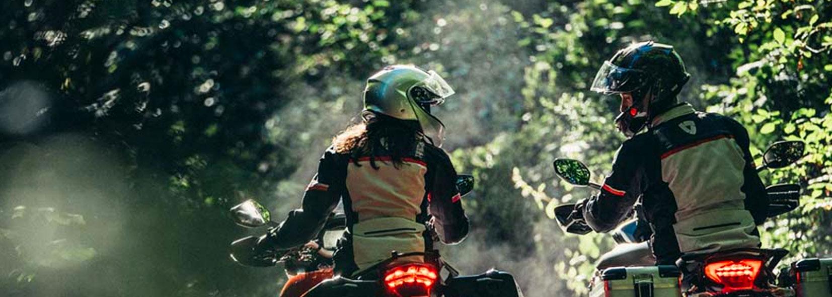 10 Consejos para ir en moto en invierno