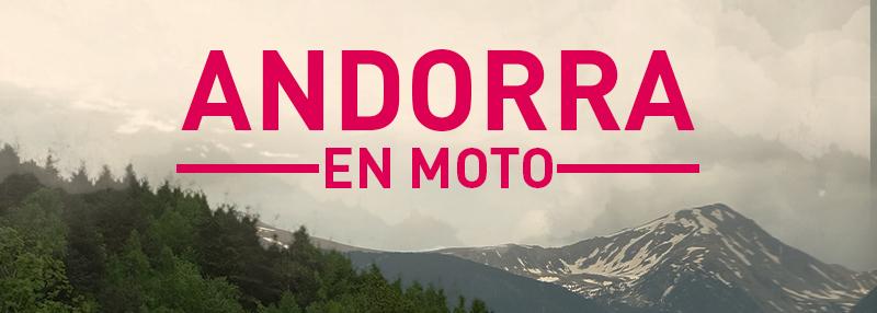 ANDORRA EN MOTO
