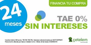 Financia tu compra sin intereses