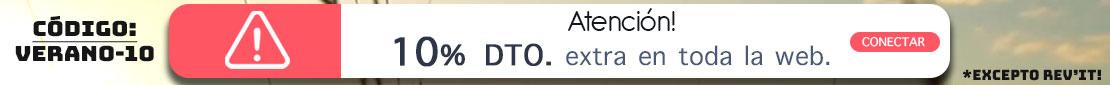 Descuento 10% en toda la web - Verano 2020 en Motosprint.com