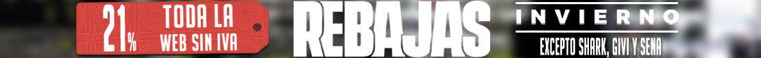 REBAJAS 2021 - SIN IVA - motosprint.com