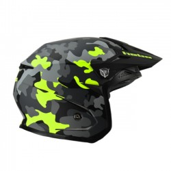 CASCO HEBO ZONE 5 CAMO LIME