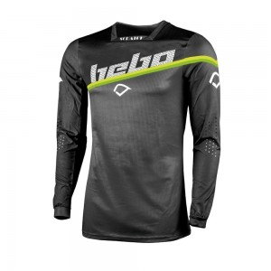 CAMISETA HEBO SCRATCH 2020 BLACK