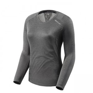 CAMISETA REV'IT SKY LS LADIES DARK GREY