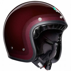 CASCO AGV X70 TROFEO PURPLE RED