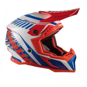 CASCO HEBO ENDURO MX STRATOS WHITE