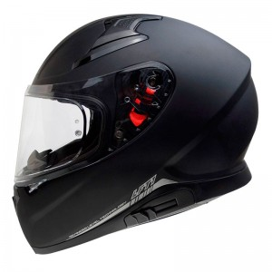 CASCO LEVEL INTEGRAL LFT1 NEGRO MATE