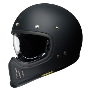 CASCO SHOEI EX ZERO MATT BLACK