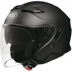 CASCO SHOEI J-CRUISE II MATT BLACK