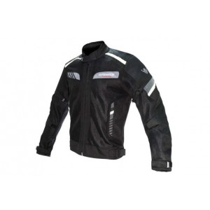 CHAQUETA ONBOARD ON AIR NE/GRIS/BLANCO