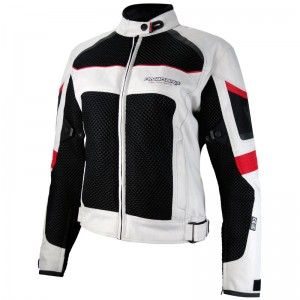 CHAQUETA ONBOARD 3D-AIR LADIES GRIS/NEGRO