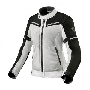 CHAQUETA REV'IT AIRWAVE 3 W SILVER-BLACK