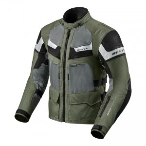 CHAQUETA REV'IT CAYENNE PRO GREEN BLACK