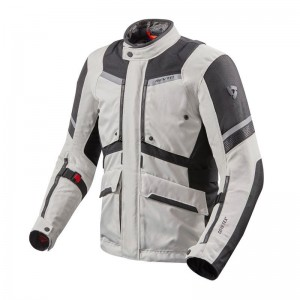 CHAQUETA REV'IT NEPTUNE 2 GTX SILVER-BLACK