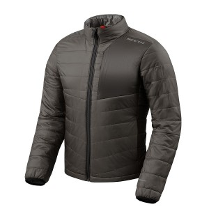 CHAQUETA REV'IT SOLAR 2 BLACK OLIVE