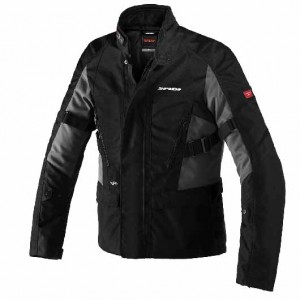 CHAQUETA SPIDI TRAVELER 2 BLACK/SLATE