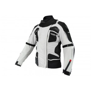 CHAQUETA ONBOARD STONE 4S GRIS/NEGRO