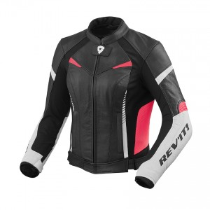 CHAQUETA REV'IT XENA 2 LADIES WH/FUCHSIA
