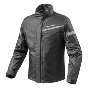 CHAQUETA LLUVIA REV'IT CYCLONE2 H2O NEGR