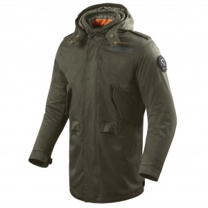 CHAQUETA REV'IT RONSON DARK GREEN