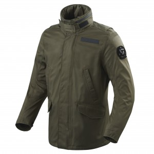 CHAQUETA REV'IT FIELD DARK GREEN