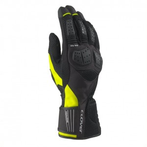 GUANTE CLOVER S.W.2 BLACK-YELLOW