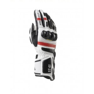 GUANTE CLOVER ST-01 BLACK-RED