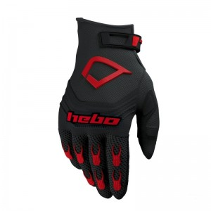 GUANTE ENDURO HEBO BAGGY EVO RED