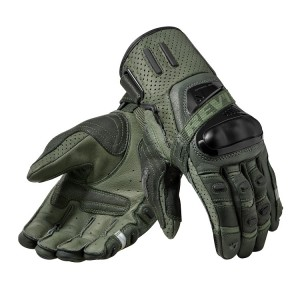 GUANTE REV'IT CAYENNE PRO GREEN-BLACK