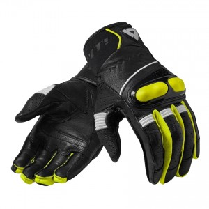 GUANTE REV'IT HYPERION BLACK-NEON YELLOW