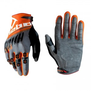 GUANTE HEBO END-CROSS STRATOS ORANGE