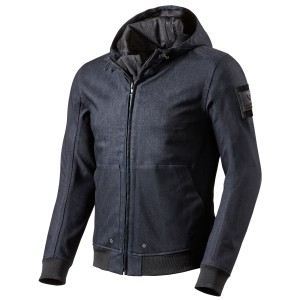 HOODY REV'IT STEALTH DARK BLUE