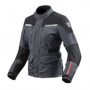 CHAQUETA REV'IT HORIZON 2 LADIES.ANTRACITA-BLACK