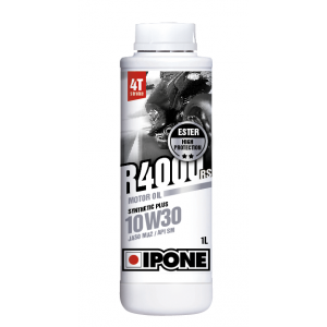 Ipone Aceite R4000 RS 10W30 1L.