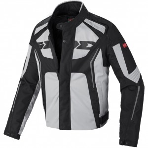 CHAQUETA SPIDI TRONIK H2OUT BLACK-GREY