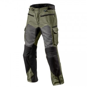 PANTALON REV'IT CAYENNE PRO GREEN-BLACK STD